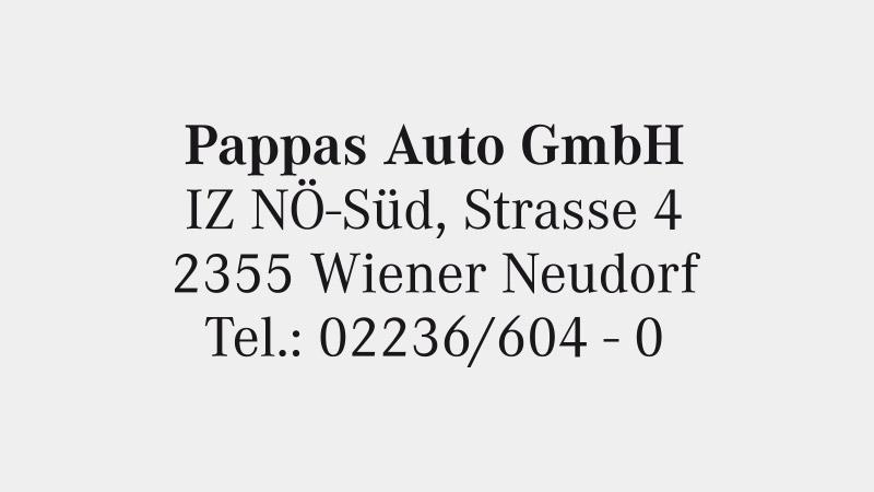 Gnant Partner - Pappas Auto GmbH